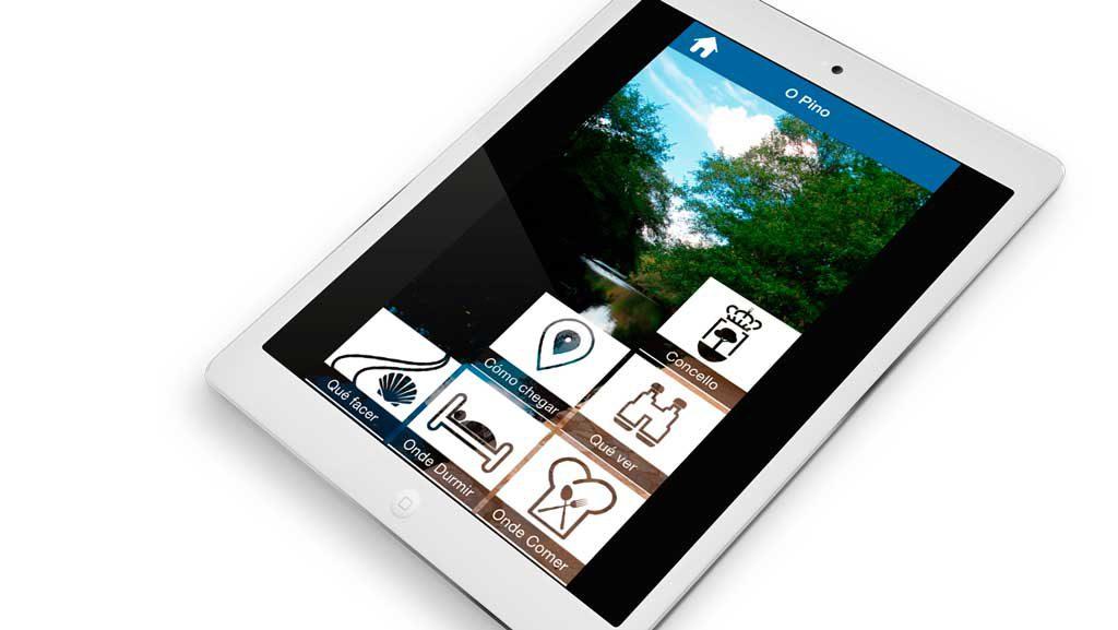 La app de O Pino ya se puede descargar