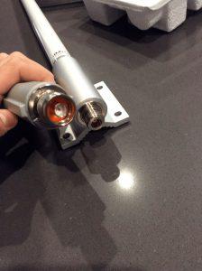 Ubiquiti Bullet M2 TITANIUM Banda de 2,4Ghz