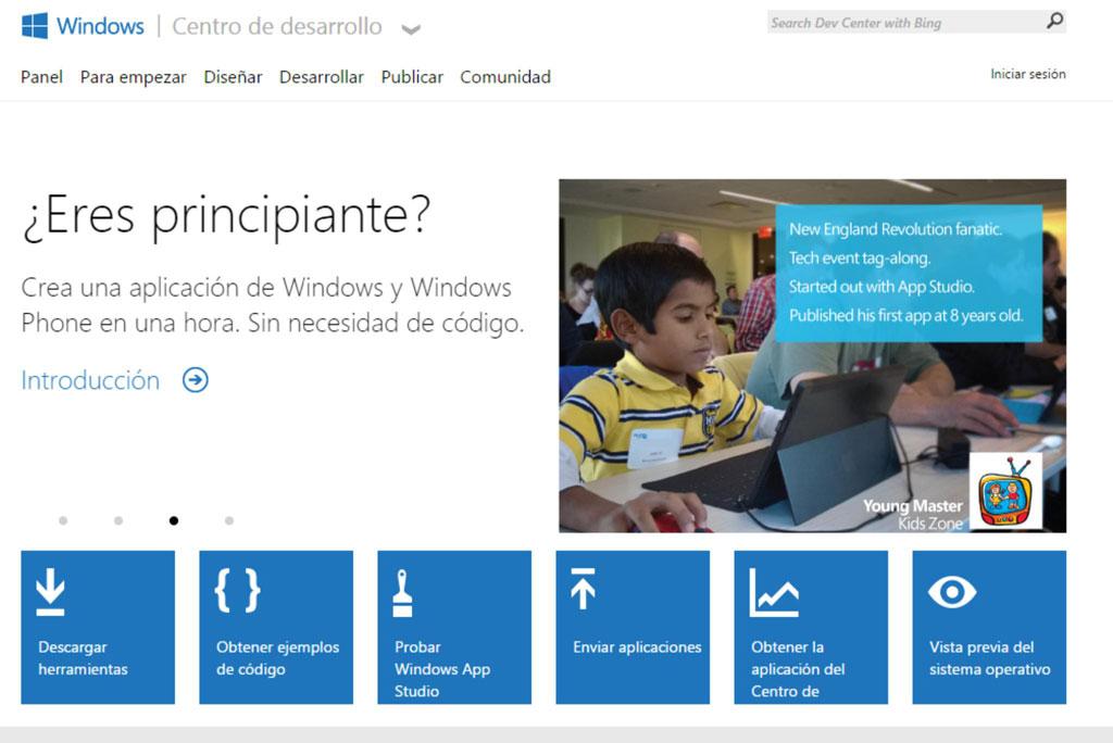 Eres Principiante - Windows Phone