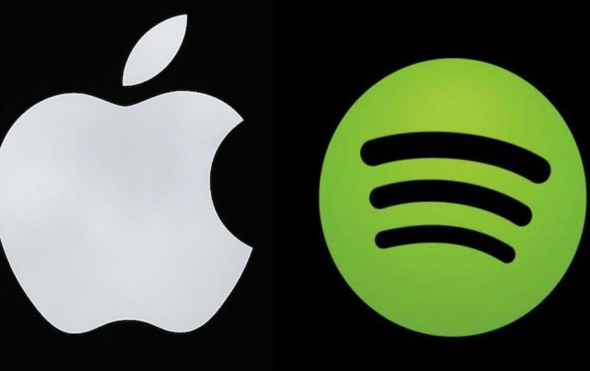 Apple Music vs Spotify. Música en streaming