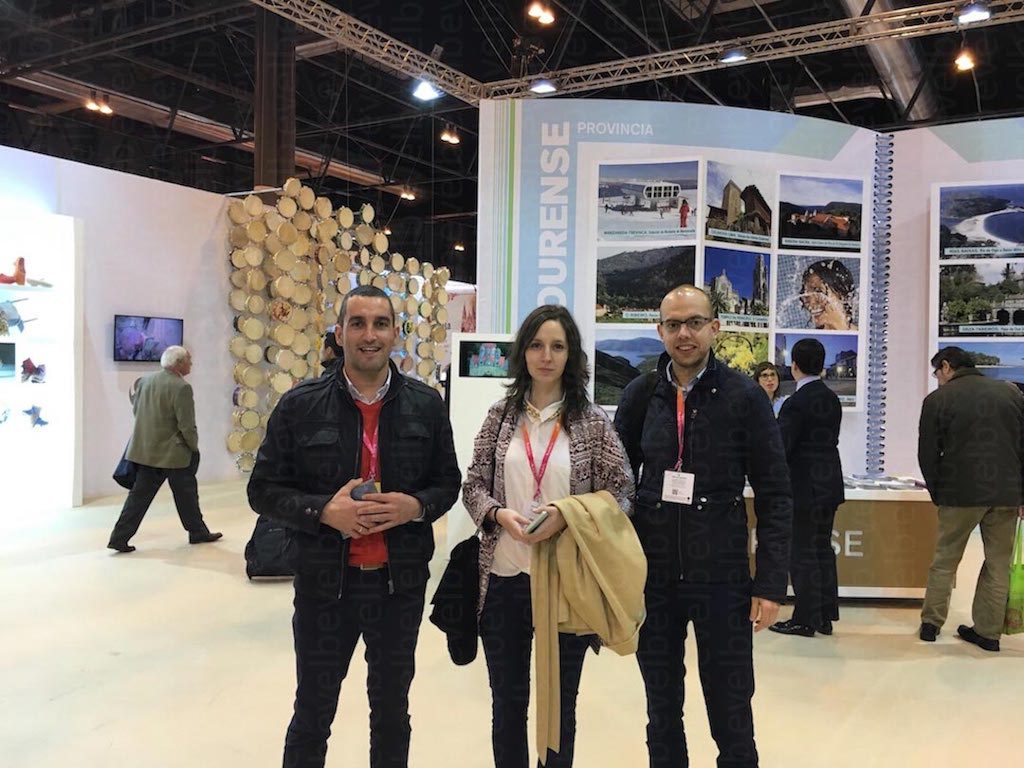 Stand Galicia Fitur 2016