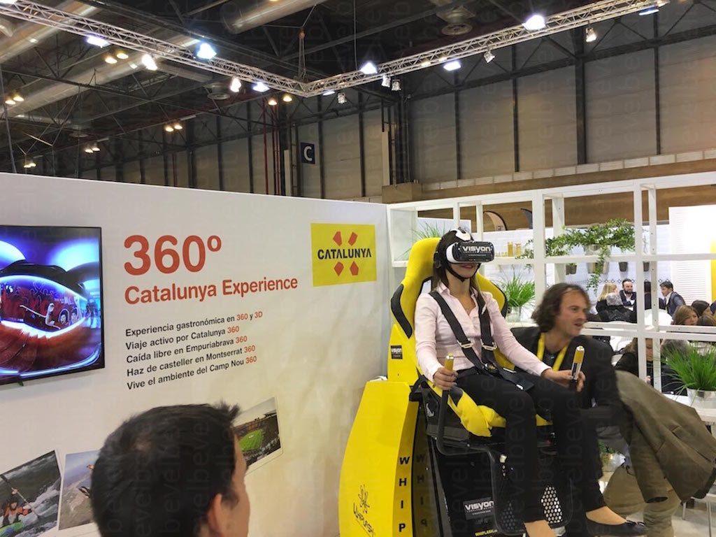 Realidad Virtual en Fitur 2016