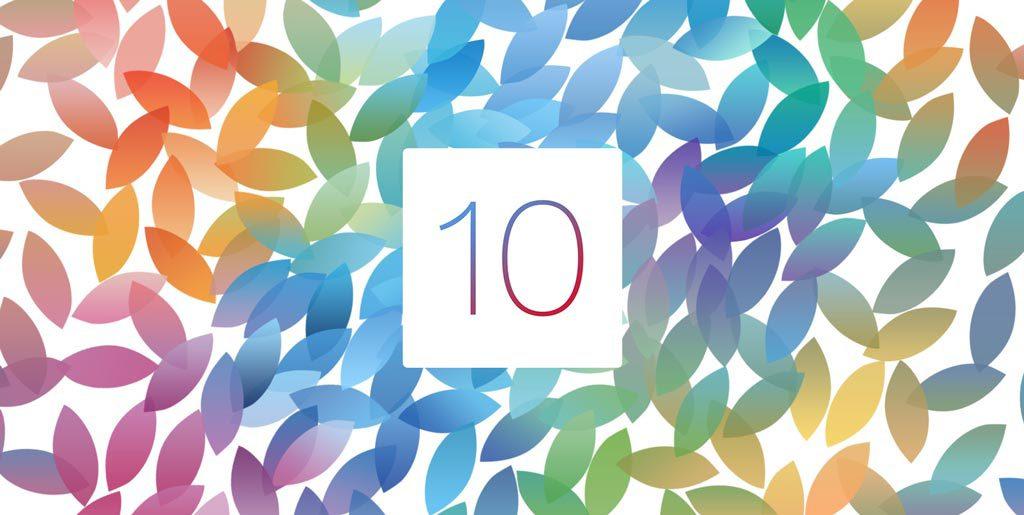 Novedades ios 10