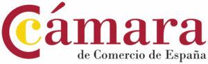 Logo Cámara Comercio de España