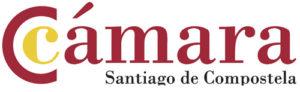 Logo Cámara Comercio de Santiago de Compostela