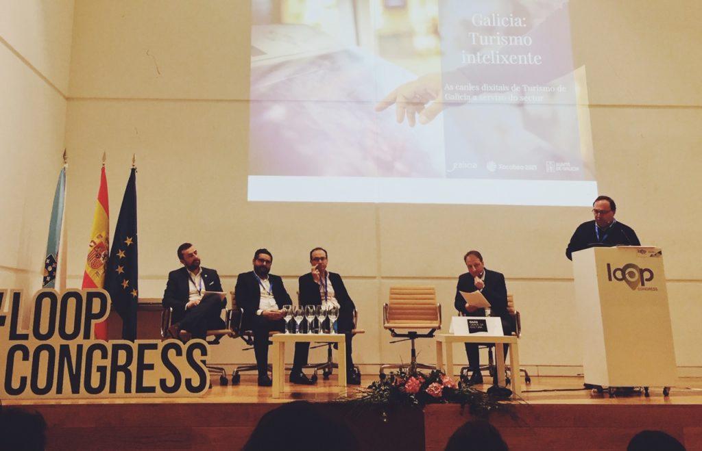 Tecnología y turismo en el Loop Congress