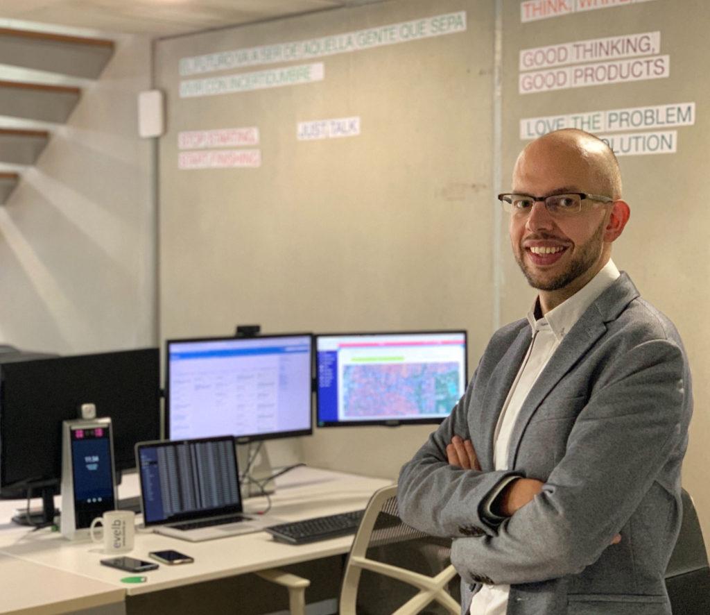 evelb se hace un hueco en La Voz de Galicia presentando Tántice, un software fundamental para la gestión del teletrabajo