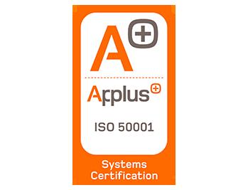 Logo ISO 50001