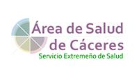 Logo Área de Cáceres Salud