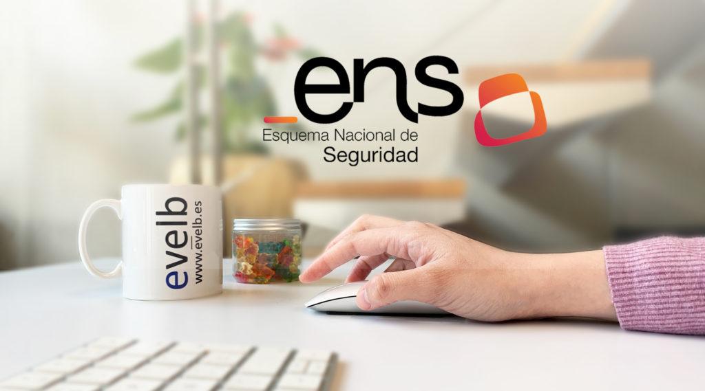 evelb obtiene el certificado más alto del Esquema Nacional de Seguridad (ENS)